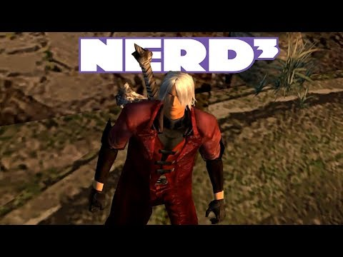 Nerd³ Makes Devils Cry - Devil May Cry 1 HD - 7 Mar 2018