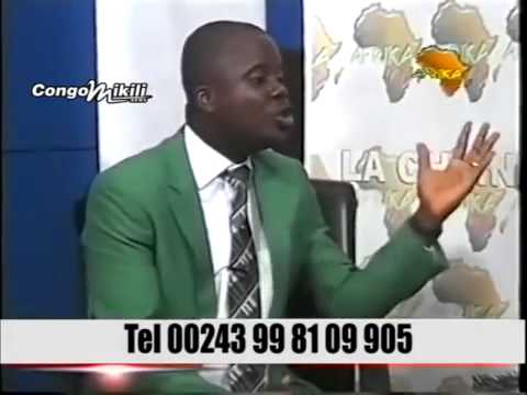 Kinshasa, Mfumu Ntoto critique Nelson Mandela, il a tout laissé aux blancs ,  congomikili