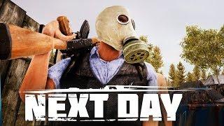 СУРОВОЕ ВЫЖИВАНИЕ ПО-РУССКИ! - Next Day: Survival