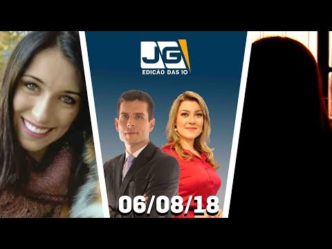 Jornal da Gazeta - Edição das 10 - 06/08/2018