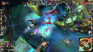 《LOL》2015 LMS 夏季聯賽 W1D1 AS vs HKE Game2