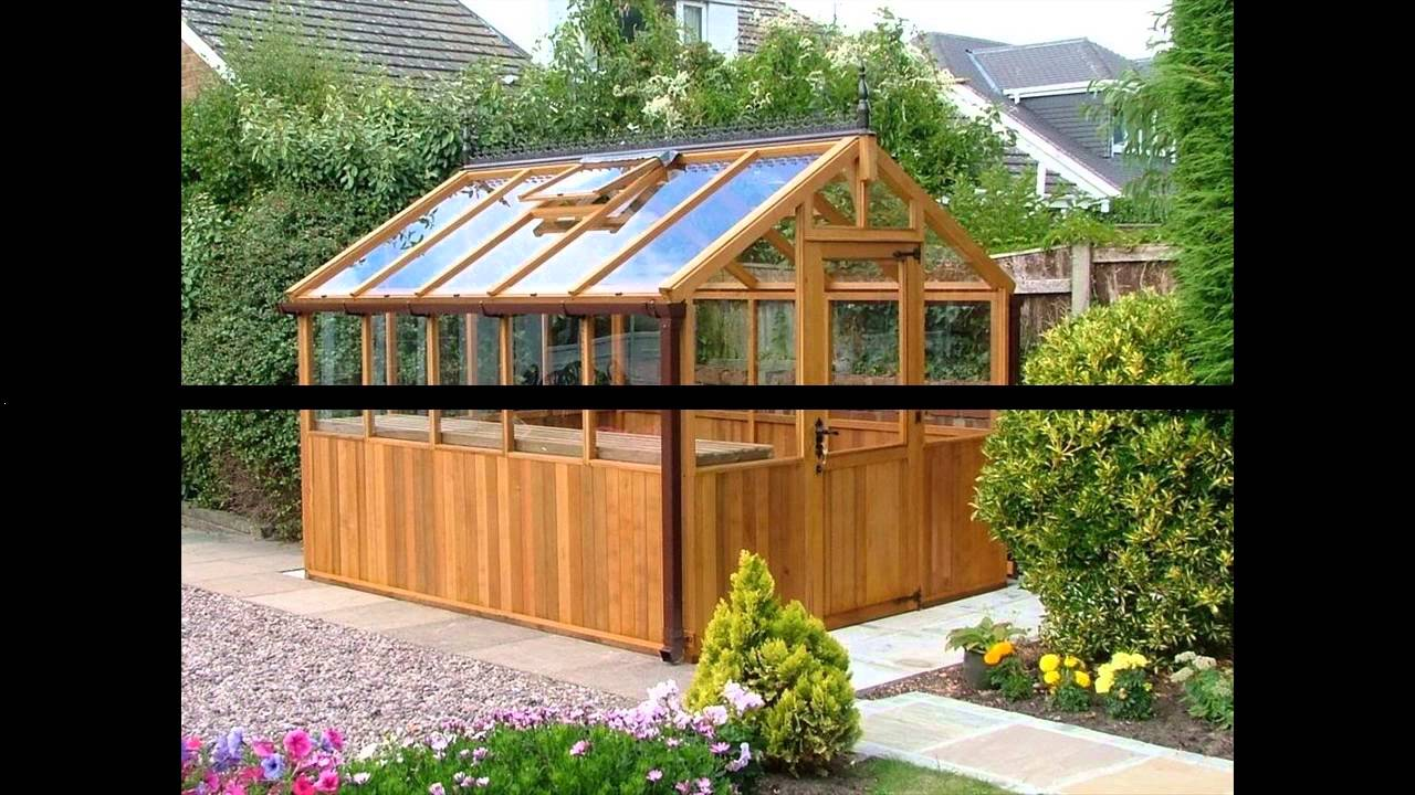 6x8 greenhouse plans youtube Small green home plans