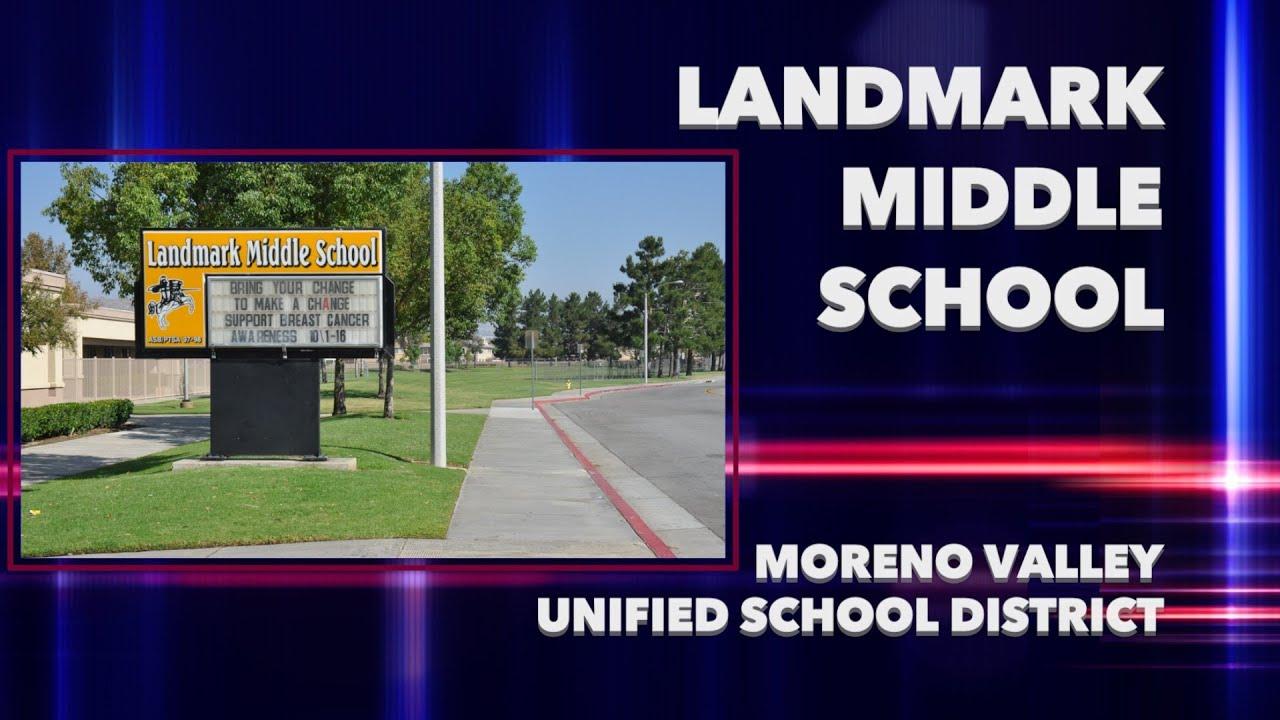 It S My School Landmark Middle School Youtube