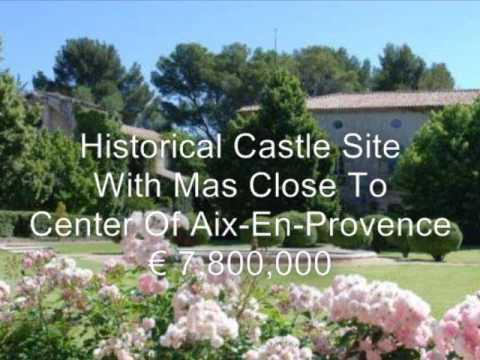 Property Sale Aix En Provence, South France, Ref 1793, EUR 7,800,000