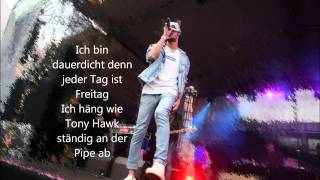Cro - Rockstar (Lyrics) HD