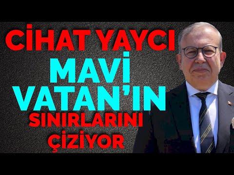 MAVİ VATAN'LA İLGİLİ HER ŞEY | CİHAT YAYCI | PANKUŞ-291