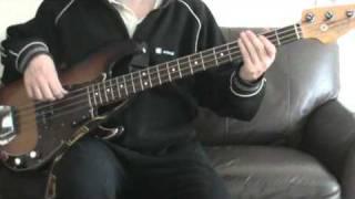 """James Jamerson bassline -  """"Yester-me, Yester-You, Yesterday"""""""