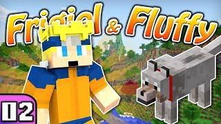 FRIGIEL & FLUFFY : LA GROTTE DE NARUTO ? | Minecraft - S5 Ep.02 thumbnail