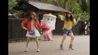 Японская реклама: жвачка для похудения