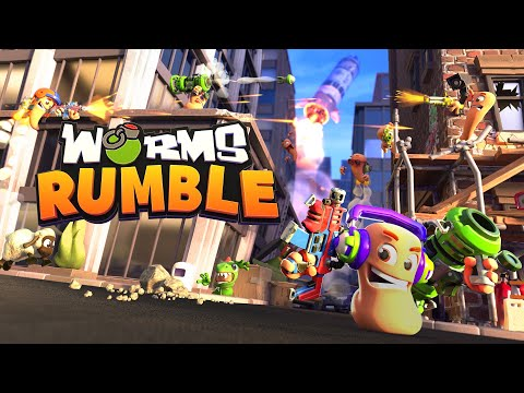 Worms Rumble - My First Death Match  