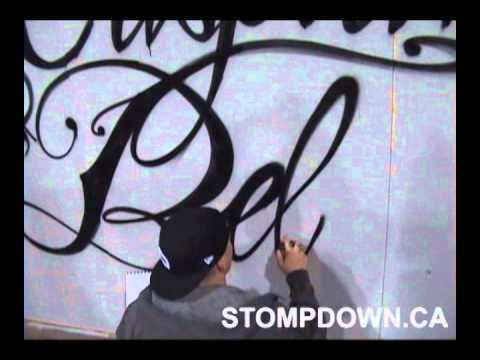 Graffiti - KEEP6 Stompdown Killaz