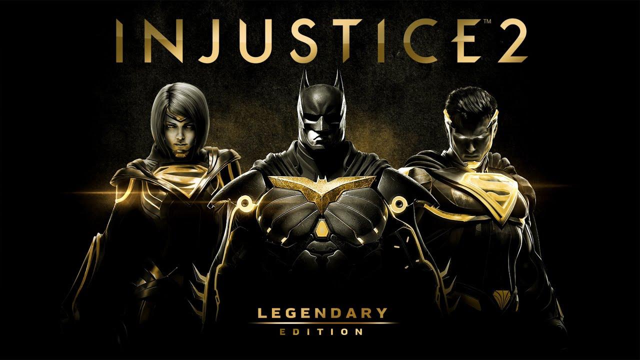 Download Injustice 2 completo en español latino