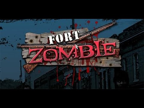 So It Begins... | Fort Zombie Part 1