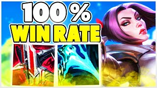 100% Win Rate Top Lane Fill | Noway4u Highlights LoL