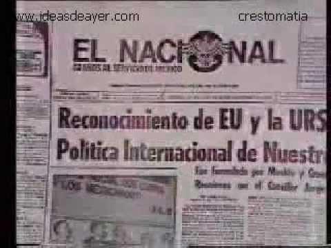 Comerciales Mexicanos Periodico El Nacional 1980 Youtube