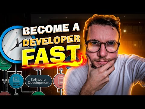 The FASTEST Way to become a Software Developer in 2021