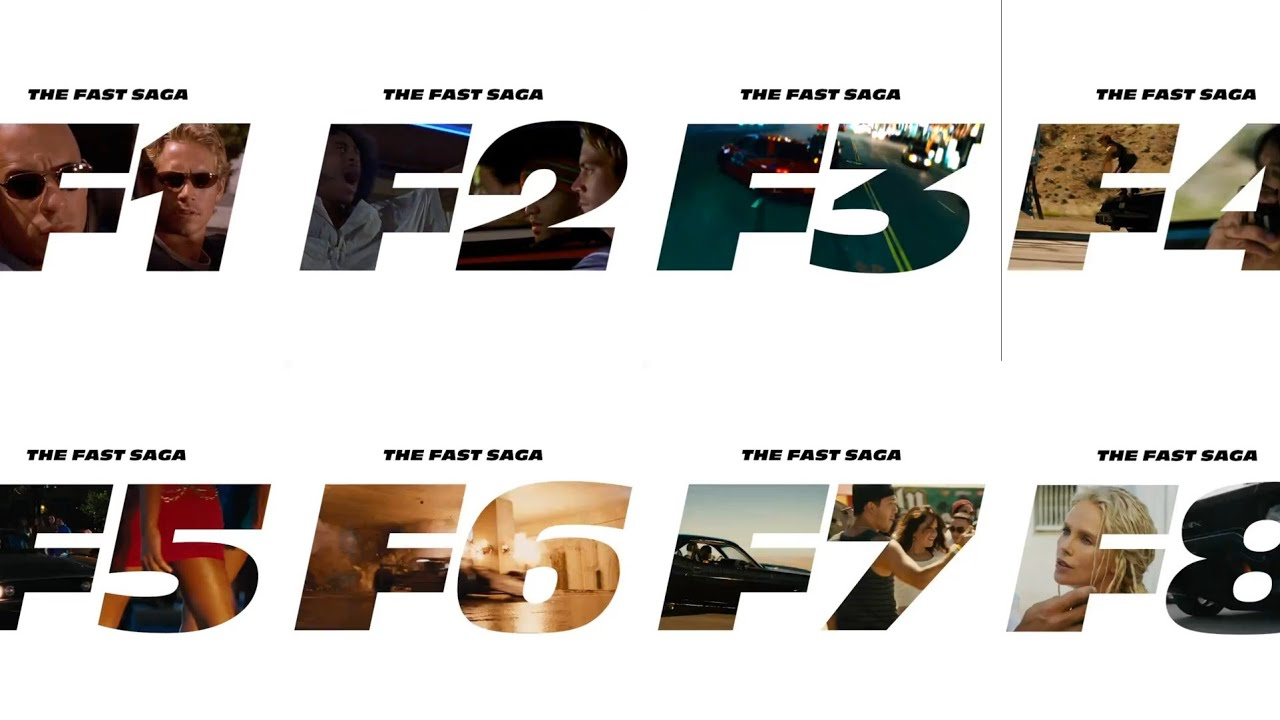 The Fast Saga - Road To Fast 9