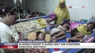 SUKABUMI. KOMPAS. TV, - Sebanyak 89 warga Desa Pawenang Kecamatan Nagrak Kabupaten Sukabumi dilarika.