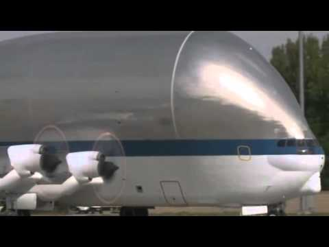 The Super Guppy, The Beast Of Air Transport