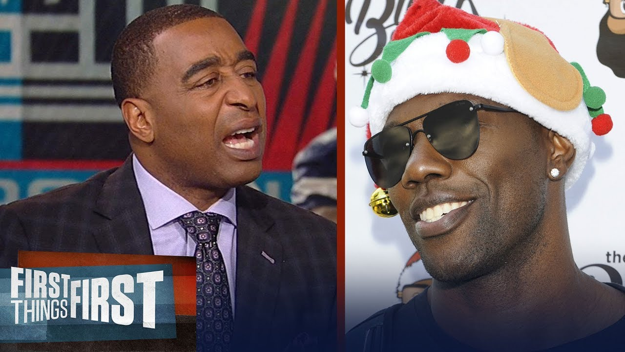 Cris Carter on Terrell Owens declining invite to his Hall of Fame rite | NFL | FIRST THINGS FIRST