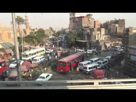 In the Streets of Cairo and Giza