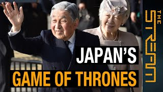 What does Emperor Akihito's abdication mean for women in Japan?