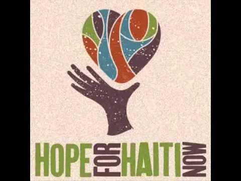 Jay-z, Bono, The Edge & Rihanna :: Stranded (Haiti Mon Amour) [CDQ] Donate @ Itunes