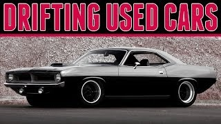 Forza Motorsport 4 | Drifting Used Cars | Episode 13 (TOP GEAR FORMAT)