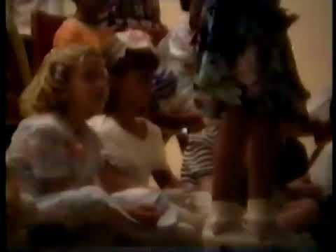 Epiphany Cathedral School, Venice Florida, Kindergarten Graduation 1989