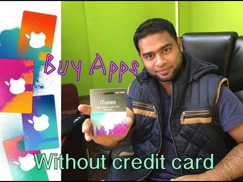 How to purchase apps without credit card in iPhone?