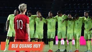 Công Phượng và ĐT Việt Nam được gì sau trận thua trước Curacao?