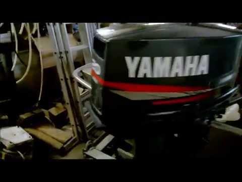 Мотору 10 лет!!! Немые впечатления от Yamaha 20 CMHS