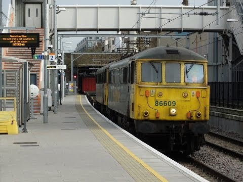 North London Freight (24-01-2014)