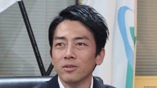 小泉進次郎環境大臣 処理水の海洋放出発言を謝罪