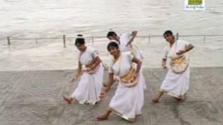 Jaya Jaya Hey Bhagabati Sur Bharati - Saraswati Bandana : SwagataLakshmi Dasgupta