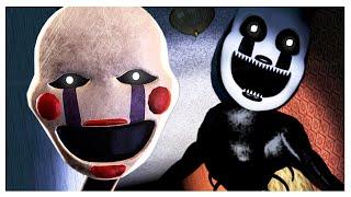 La triste historia de PUPPET - Todos los Animatrónicos EXPLICADOS - Five Nights at Freddy's
