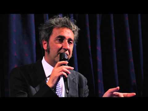 Lezione di Cinema - Paolo Sorrentino da Anteo spazioCinema