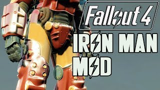 FALLOUT 4 - TOP 10 POWER ARMOR MODS!