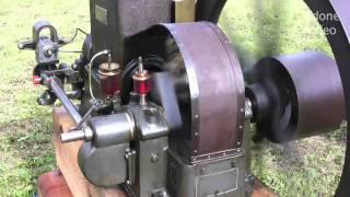 Old Stationary Engine / Stationärmotor / Moteur Fixe unknown / unbekannter Hersteller