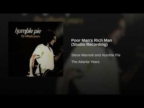 Poor Man's Rich Man (Studio Recording)