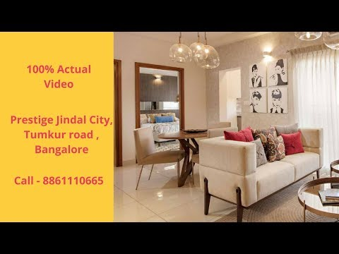 Prestige Jindal City, Tumkur road Bangalore | Actual Video | Call- 8861110665