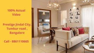 Prestige Jindal City, Tumkur road Bangalore | Actual Video | Call- 8861110665