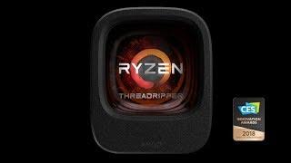 AMD Ryzen Threadripper 1950x Unboxing