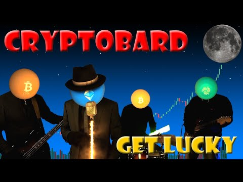 CryptoBard - Get Lucky ( Blockchain is a miracle ). Bitcoin, Bitcash, IoTa & Ethereum sing for you.