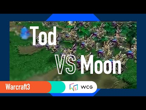 WCG 2007 Grand Final Day 1 Warcraft 3 Group – Tod vs Moon