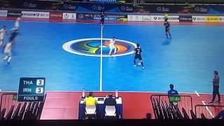 Trực tiếp Bán Kết Futsal Châu Á 2017: U20 ThaiLand vs U20 ISLAMIC REPUBLIC OF IRAN