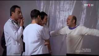 Leyla ile Mecnun İsmail Abi'den Flash Tv ye süper gönderme :D