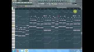 Adele - Set Fire To The Rain Instrumental (FL STUDIO TUTORIAL) Free Download