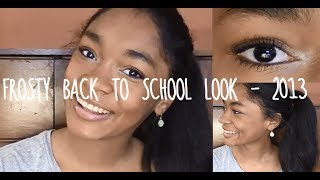 'Frosty' Back to School Look - 2013 Thumbnail