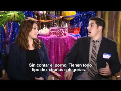 AMERICAN PIE: EL REENCUENTRO -Entrevista a Jason Biggs y Alyson Hannigan